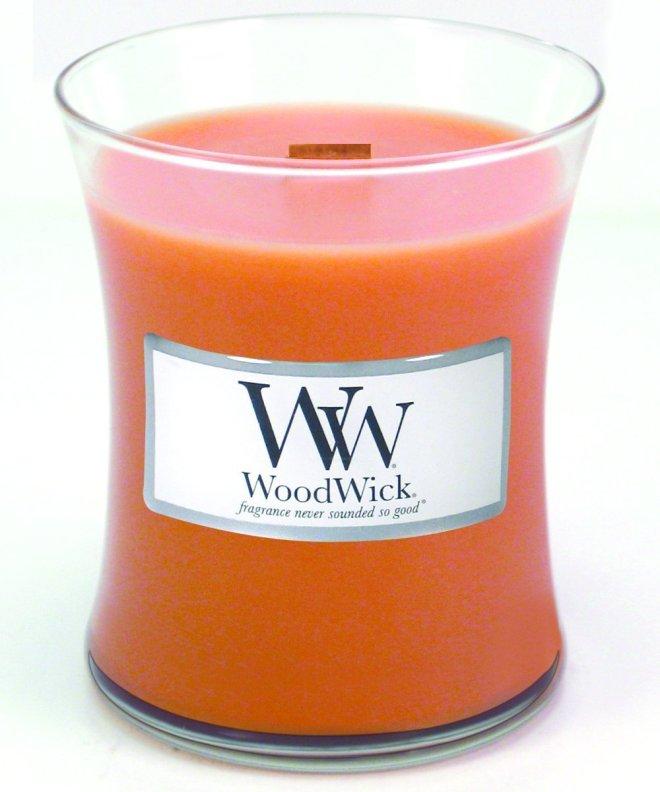 Woodwick Pumpkin Candle
