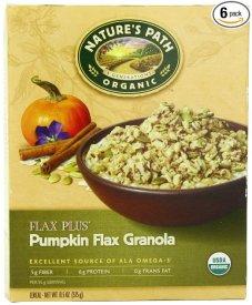 Flax Plus Pumpkin Flax Granola